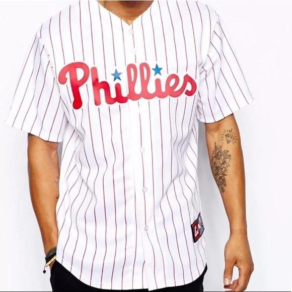 234aa38f Majestic Shirts   Philadelphia Phillies Jersey Ryan Howard   Poshmark